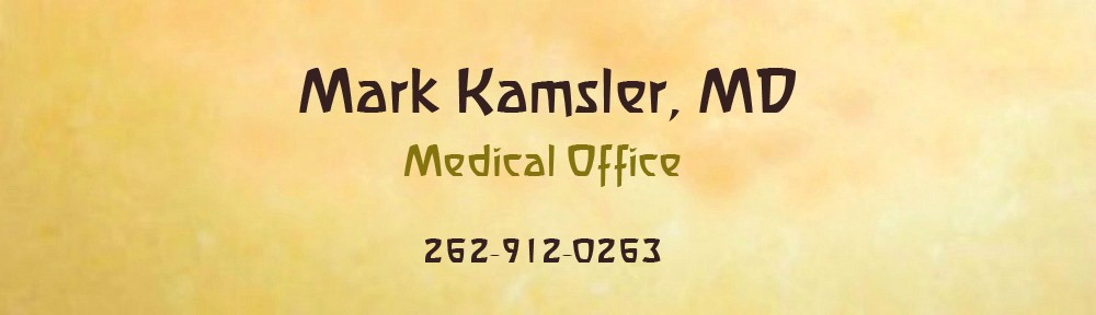 Mark Kamsler, MD